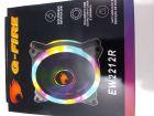 COOLER FAN 120MM GFIRE RGB EW2212R