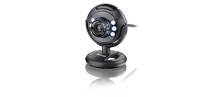 WEB CAM PLUG AND PLAY 16 MP NIGHTVISION MIC USB PRETO MULTILASER WC045