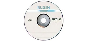 DVD 4.7GB ELGIN
