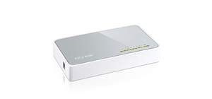 HUB SWITCH 8 PORTAS TP-LINK 10/100 TL-SF1008D
