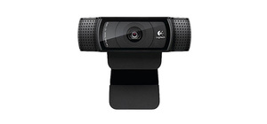 WEB CAM LOGITECH 1080P FULL HD C920