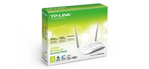 ACCESS POINT TP-LINK 2 ANTENAS WA801ND 300MBPS