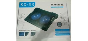 BASE NOTEBOOK 2 COOLER COM SPEAKER KX-06