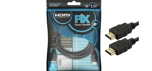 CABO HDMI 2.0 19P ULTRA HD 8K CHIP SCE 1.5M 018-1015