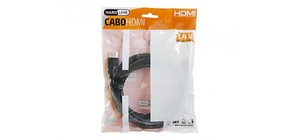 CABO HDMI 5M 1.4 HARD LINE MF-1553