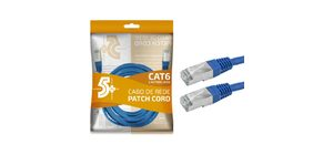 CABO REDE AZUL CAT 6 CHIPSCE 2M 018-1087