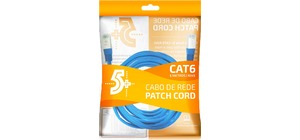 CABO REDE AZUL CAT 6 CHIPSCE 5M 018-9901