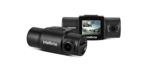 CAMERA VEICULAR FULL HD DUO DC 3201 INTELBRAS