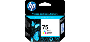 CARTUCHO DE TINTA HP 75 COLOR VENC