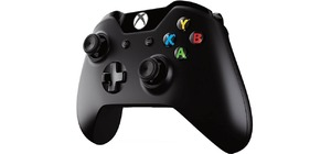 CONTROLE JOYSTICK XBOX ONE PRETO MICROSOFT WIRELESS