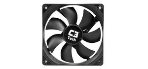 COOLER FAN STORM SERIES 120X120X2,5 C3 TECH F7-100BK