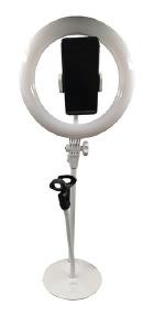 RING LIGHT SELFIE C/ LUZ - LED - 10