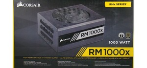 FONTE ATX 1000W CORSAIR RM1000X 80 PLUS GOLD