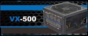 FONTE ATX 500W AEROCOOL VX500