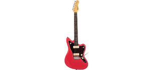 GUITARRA TAGIMA WOODSTOCK TW61 JAGUAR FIESTA RED