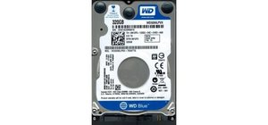 HD 2.5 NOTEBOOK 320GB WESTERN DIGITAL SEMI NOVO