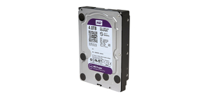 HD 3.5  DVR 4TERA WESTERN DIGITAL PURPLE SATA3