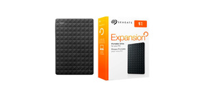 HD EXTERNO PORTATIL 2.5 1TERA SEAGATE EXPANSION USB 3.0