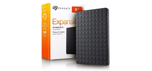 HD EXTERNO PORTATIL 2.5 2TERA SEAGATE EXPANSION USB 3.0