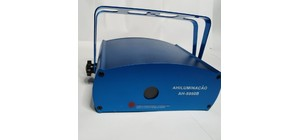 LASER ANIMACAO AZUL AH 5050B AH LIGHT