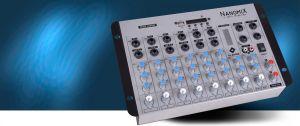 MESA DE SOM NANOMIX MIXER NA902R USB LL AUDIO