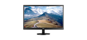 MONITOR 18.5 AOC LCD LED E970SWNL WIDESCREEN VGA