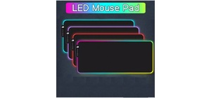 MOUSE PAD GAMER USB RGB GMS-WT-5