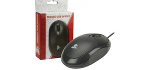 MOUSE USB OFFICE CHIP SCE 015-0043