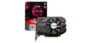 PLACA DE VIDEO 4GB AMD AFOX RADEON RX550 DDR5 128BITS DVI HDMI DP