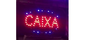 PLACA LED - CAIXA