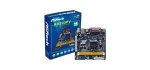 KIT PLACA MAE E PROC 1155 ASROCK INTEL ATON AD525PV3