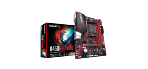 PLACA MAE AMD AM4 GIGABYTE B450M GAMING/BR