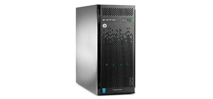 SERVIDOR HP ML110 GEN9 QUAD CORE XEON E5-1603V3 2.8GHZ 10MB 8GB HD 1TERA