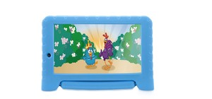 TABLET 7 MULTILASER NB311 QUAD CORE 16GB GALINHA PINTADINHA KIDS