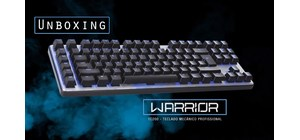 TECLADO USB GAMER MULTILASER WARRIOR TC200 MECANICO