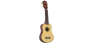 UKULELE SOPRANO NATURAL KUATI UK1