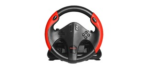 VOLANTE MULTILASER COM MARCHA E PEDAL XBOX ONE/PS3/PS4/PC JS087