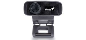 WEBCAM 1000X GENIUS HD 720P USB 2.0 ZOOM 3X