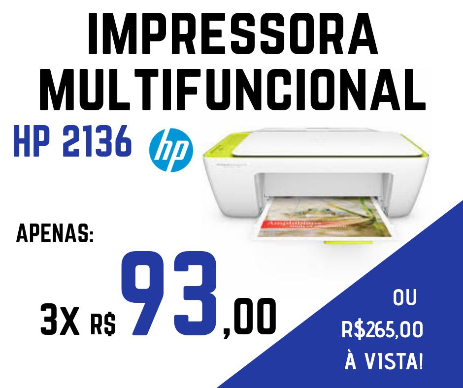 HP 2136
