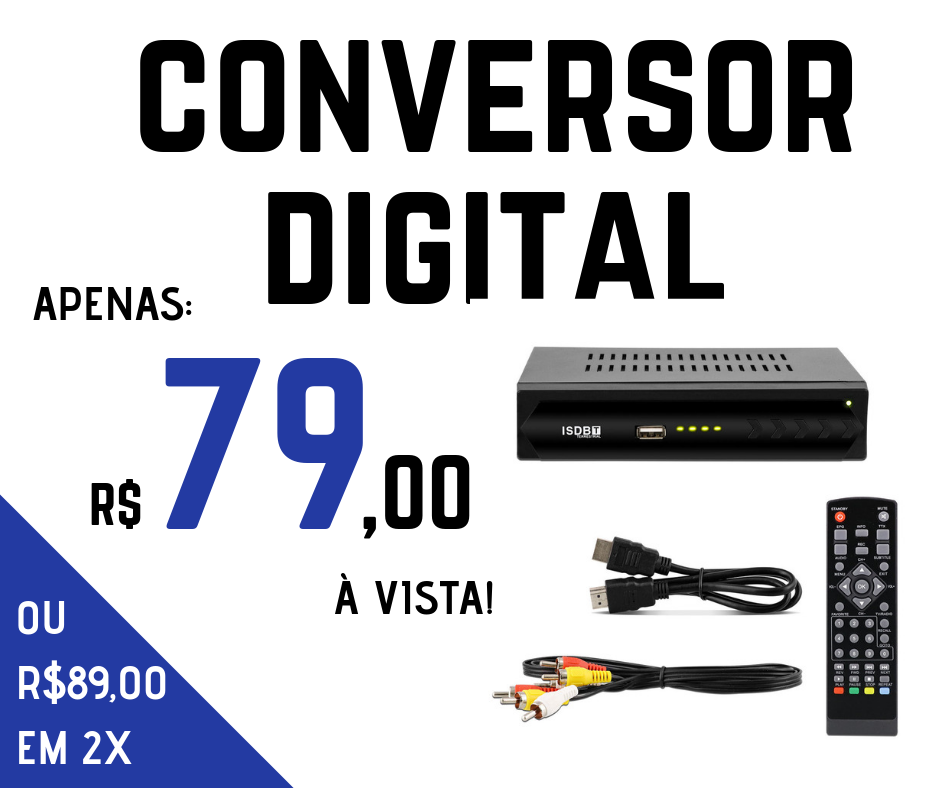 CONVERSOR DIGITAL