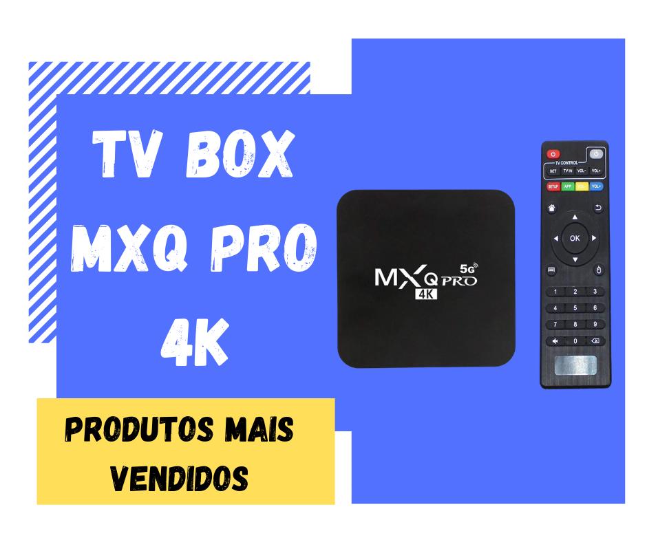 TV BOX MAIS VENDIDO