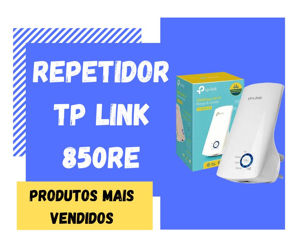 REPETIDOR 850RE MAIS VENDIDO
